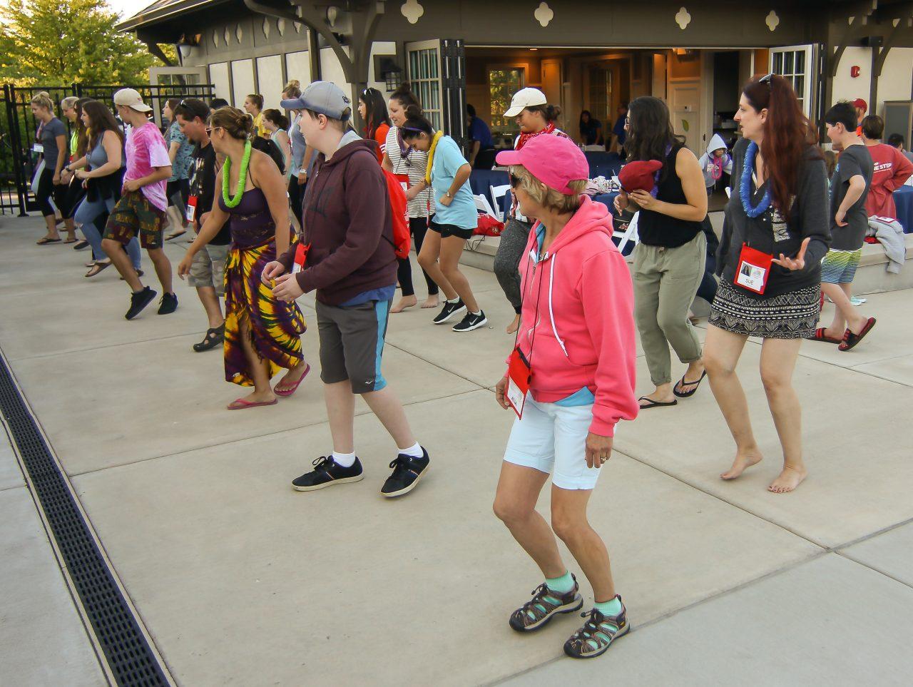 Evanston CC, Dancing, 21